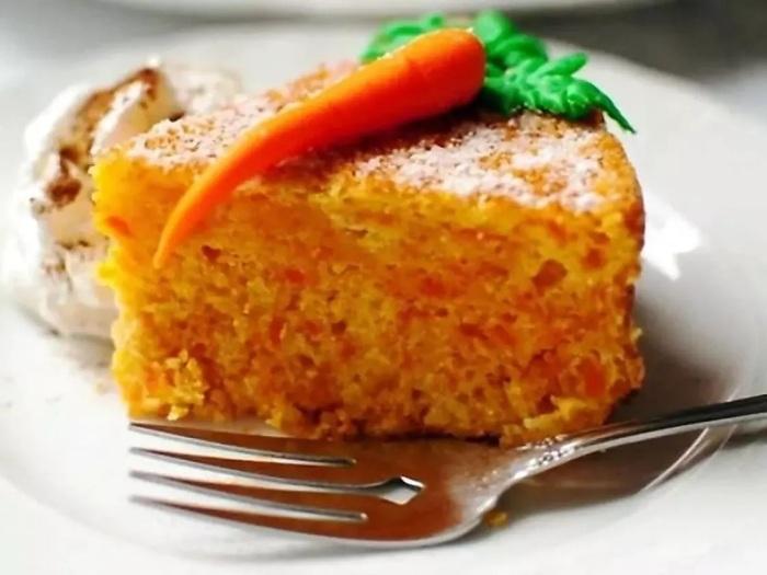 Морковник – пирог с начинкой из моркови. /Фото: cdn.nur.kz